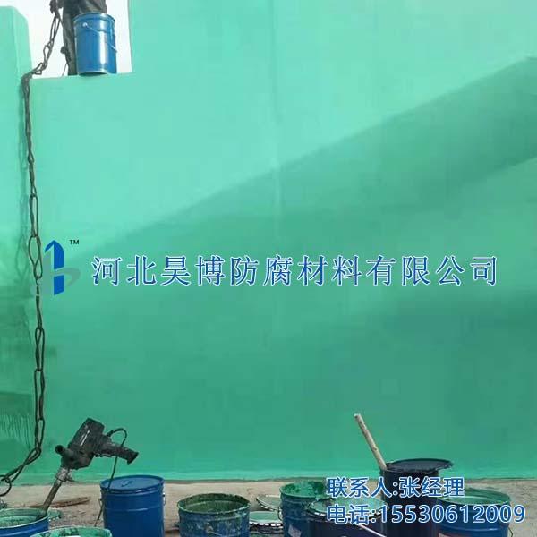 污水池施工4
